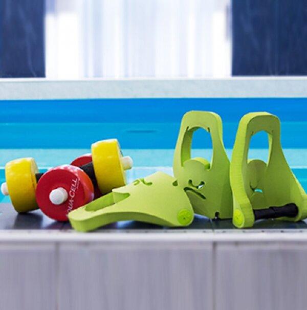 Уроки по плаванию